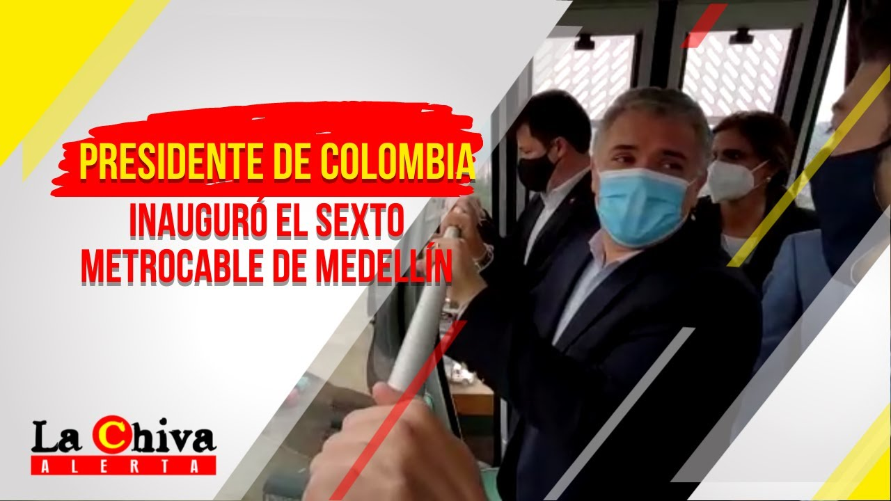 Metrocable Picacho archivos   La Chiva Alerta